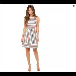 NWT Kate Spade RIbbon Jacquard Flights Dress